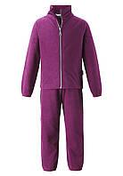 Фиолетовый комплект Saarni для девочки saarni Lassie 134* (726700.9-4840)