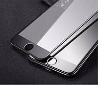 Защитное стекло для Apple iPhone 6 Plus/6s Plus 5D Full Glue, Glass (на весь экран) - Черное