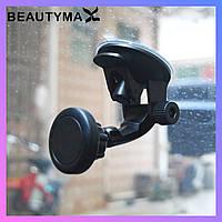 Магнитный держатель для смартфона, навигатора, телефона в автомобиль на лобовое стекло Glass