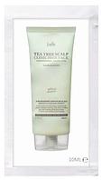 Маска для кожи головы с чайным деревом Lador Tea Tree Scalp Clinic Hair Pack Миниатюра 10 мл
