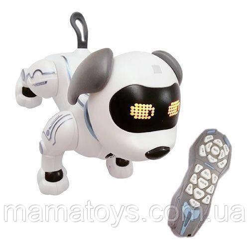 Интерактивная Собака робот на Радиоуправлении K16 сенсор, 20 см