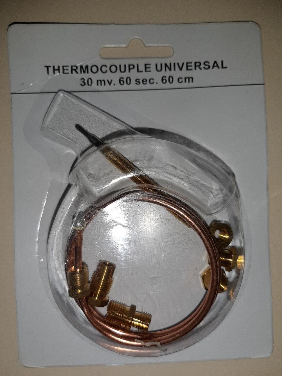Термопара универсальная 60см