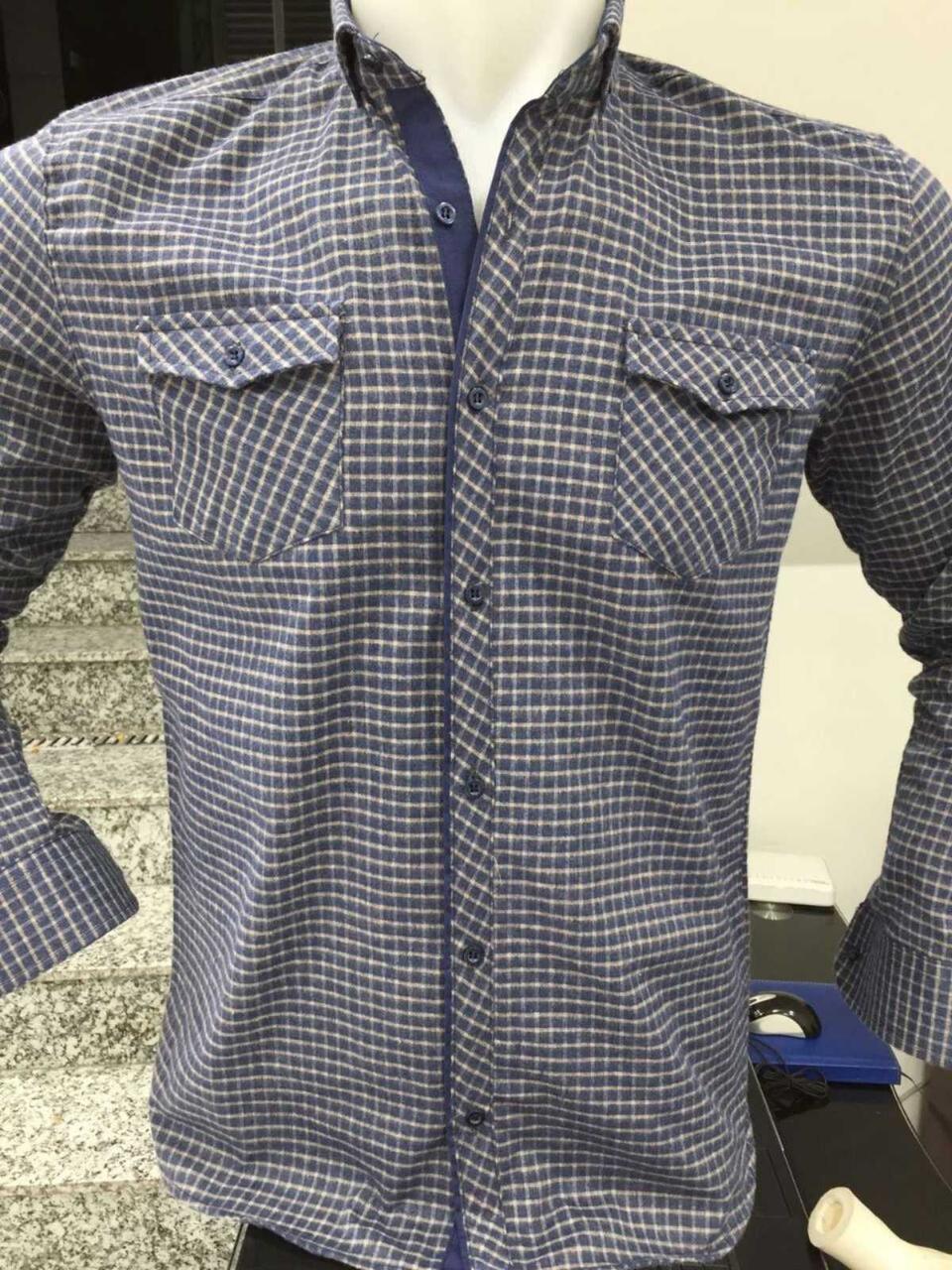 Тепла кашемірова сорочка Х-port