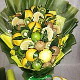 Букет из фруктов для женщины подарочный К текиле-2, фото 2