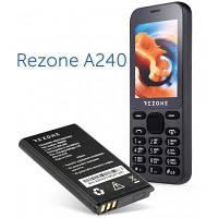 Аккумуляторная батарея Rezone для A240 Experience 800mah