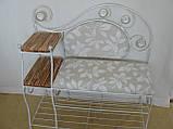 Кованый набор мебели в прихожую  -  07Э, фото 5