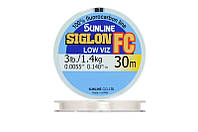 Флюорокарбон Sunline SIG-FC 30м 0.140мм 1.4кг