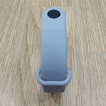Ремешок для Фитнес-Трекера,  XIAOMI MI BAND 3 / 4 одноцветный - Gray - Серый, фото 2