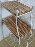 Кованый набор мебели в прихожую  -  07Э, фото 9