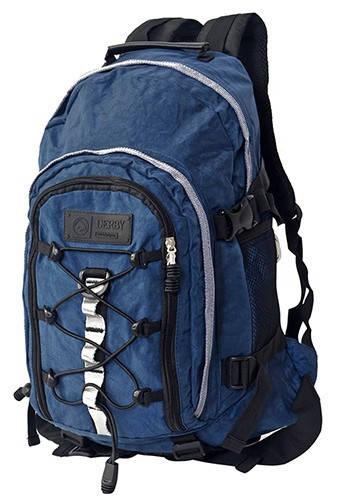 Удобный городской рюкзак на 18 л. Derby 0170709,02 синий