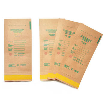 Крафт пакеты для стерилизации инструментов