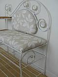 Кованый набор мебели в прихожую  -  07Э, фото 7