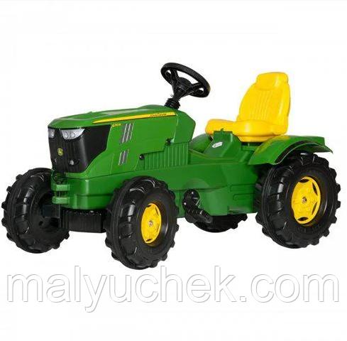 Трактор Farmtrack John Deere Rolly Toys 601066