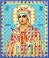 Схема для вышивки Икона Божией Матери Семистрельная