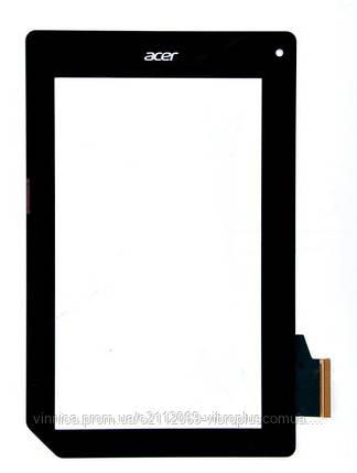 "Тачскрин (сенсор) 7"" Acer Iconia Tab B1-A71, black (черный), фото 2"