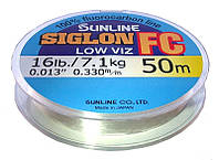 Флюорокарбон Sunline SIG-FC 50м 0.415мм 10.9кг