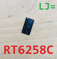 Микросхема RT6258CGQUF / RT6258C LJ= оригинал