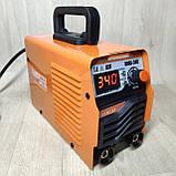 Сварочный аппарат Плазма ММА-340 Белорусское производство, фото 3