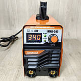 Сварочный аппарат Плазма ММА-340 Белорусское производство, фото 2