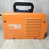 Сварочный аппарат Плазма ММА-340 Белорусское производство, фото 4