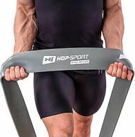 Резинка для фитнеса 55-137 кг HS-L101RR grey, фото 1