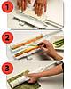 Форма для приготовления роллов и суши Bazooka Sushezi, фото 6