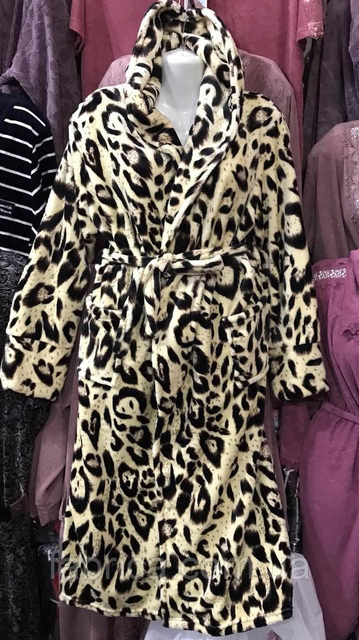 Халаты длинный банные махровые с капюшоном,размеры L, XL, XXL, XXXL Турция