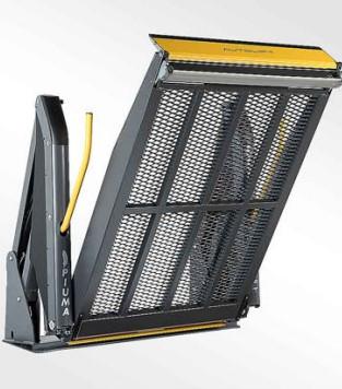 Автомобильное подъемное устройство для людей с ограниченными возможностямиAutolift BAI 1401