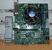 1155 Материнская плата MSI MS-7707 + процессор Intel Pentium G850