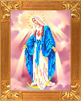 Схема для вышивки Св. Дева Мария Непорочного Зачатия