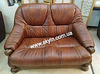 Кожаный раскладной диван Мадрид, фото 1