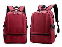 (46*31)Городские Рюкзак USB-зарядка туристический,спортивный рюкзак и портфели школьные для унисекс только опт, фото 1