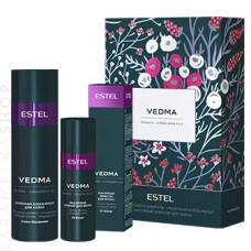 Набор Эстель Ведьма Estel Professiona Vedma Hair Set Гладкость, питание и интенсивный блеск волос.