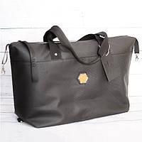 Спортивная сумка в стиле Philipp Plein (Филип Плейн), черная ( код: IBG185B ), фото 1