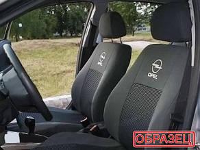 Чохли на сидіння в салон Volkswagen Caddy(2004-2010; 2010-2015) 5 місць, Prestige