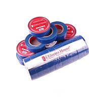 ElectroHouse Изолента синяя 0,15мм х 18мм х 21м