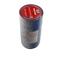 ElectroHouse Изолента синяя 0,15мм х 18мм х 50м