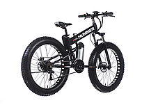 Электровелосипед ActiveRide Hummer Black, фото 3