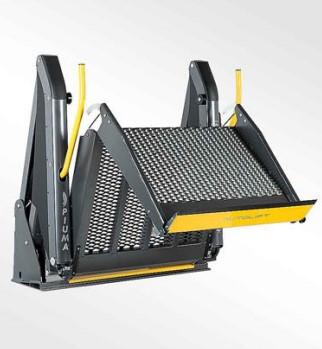 Автомобильное подъемное устройство для людей с ограниченными возможностями Autolift BAS 1150E