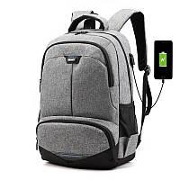 (48*32)Городские Рюкзак USB-зарядка туристический,спортивный рюкзак и портфели школьные для унисекс только опт, фото 1