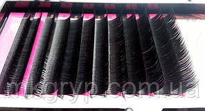 Ресницы на планшете Salon Professional 8-10-12 мм 0,20С