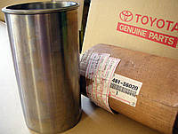 Гильза дизельного двигателя Toyota 1DZ для погрузчика Toyota (Тойота)