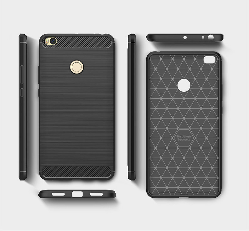 Чехол Carbon Armor для Xiaomi Mi Max 2