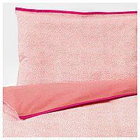 IKEA KLAMMIG (003.730.09) Набор подушек для ребенка, красный