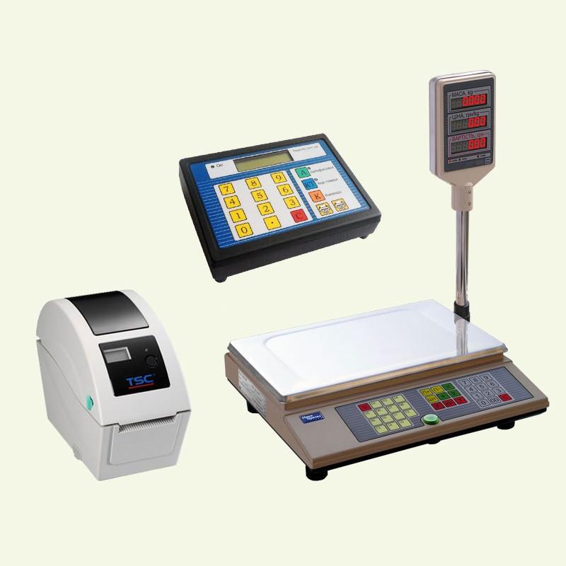 Fasprint клавиатура для маркировки и фасовки продукции