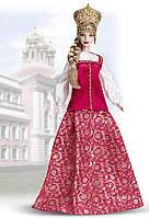 Коллекционная кукла Барби Принцесса Российской империи
