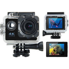 Видеокамеры Экшн камера