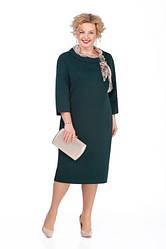 Платье женское Беларусь модель РТ-974-19 зеленое