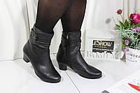 Женские ботинки подкладка байка Battine B658, фото 1