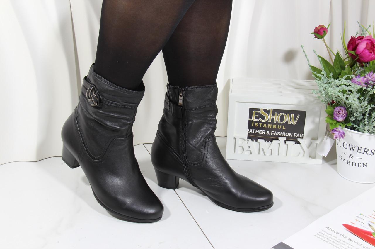 Женские ботинки подкладка байка Battine B658